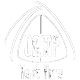 Camp tent hire Logo
